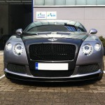 Bentley Continental Silber Carbon Tuning